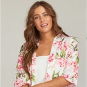 Show me your mumu BRIE ROBE ~ GARDEN OF BLOOM NWT